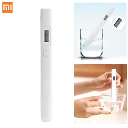 pen tests Promo Codes - Xiaomi TDS Meter Tester Water Quality Purity Portable Detection Pen Filter Measuring Test Pen 100% Original