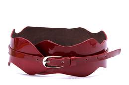 Wholesale Waist Belts For Dresses - Genuine Leather Belts for Women Royal Vintage Dresses Belts Brand Designer Waist sealing Belts Women High Quality