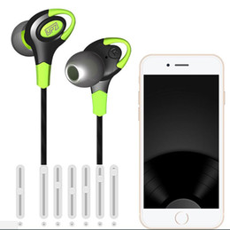 Wholesale Earbuds Ear Plugs - Original T600 Sport Running Earphones Sweat-proof In-Ear Headset With Microphone 3.5mm Plug Low Bass Portable Earbuds for iphone samsung