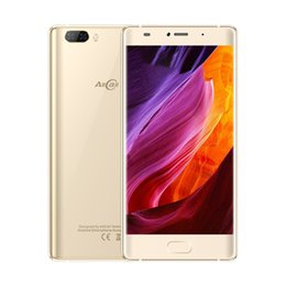 Wholesale S Dual Core - Allcall Rio S Dual Rear Cameras 4G Smartphone 5.5 Inch Android 7.0 Quad Core 2GB RAM 32GB ROM Fingerprint 3200mAh