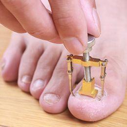 Wholesale Brace Tool - Ingrown Toe Nail Correction Tool Fixer Recover Toe Paronychia Nail Brace Tools Ingrown Toenails Pedicure Tool