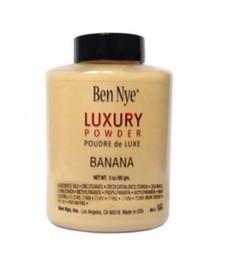 Wholesale Cheap Face Powder - Cheap Price Ben Nye Powder 85g Natural Face Loose Powder Waterproof Nutritious Banana Brighten Long-lasting Free shipping
