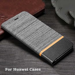 Wholesale Huawei Phone Housing - Fashion Luxury Stand Filp Cases For Huawei P8 Lite P9 P10 Plus Cover Housing Shell Card Slot Holster Leather Phone Funda Bag