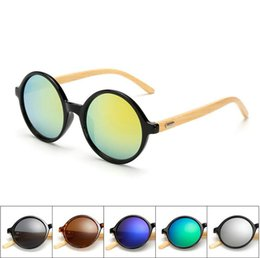 bc7fe9a11d7 Men Women Outdoor Travel Goggles Sun Glasses Bamboo Foot 6 Color Popular  Sunglasses Resin Lenses Dazzle Colour Sunshade Glasses A+++ Quality