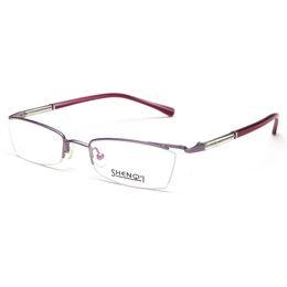 Wholesale Curved Glass Frames Wholesale - Wholesale- Laura Fairy High-grade Womens Eyeglasses Brand Frames Curve Design Nerd Eye Glasses Myopia Frame