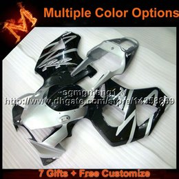 Wholesale Honda Cbr954rr Fairings - 23colors+8Gifts repsol white motorcycle cowl for HONDA CBR954RR 2002-2003 CBR954 RR 02 03 ABS Plastic Fairing