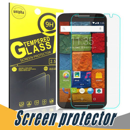 Wholesale One X Screen - Anti Shatter Tempered Glass For One Plus 1 2 3 4 X 9H 2.5D Screen Protector Film For Moto E2 X2 Maxx C Plus Gxt1032 G2xt1068