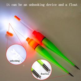 2019 luzes químicas atacado Atacado- Novo 1pcs luminosa flutuador de pesca brilho vara multifuncional luz flutuante de pesca química accesorios pesca FF03 luzes químicas atacado barato