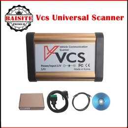 Wholesale Vehicle Scanner Price - Perfect Function professional vcs vehicle communication scanner interface auto car diagnsotic tool for most of cars with factory price