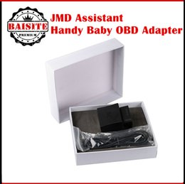 Wholesale Honda Reading - Free DHL!!!original JMD Assistant Handy baby OBD Adapter to read out data from Volkswagen cars with super function 2017 hot sales