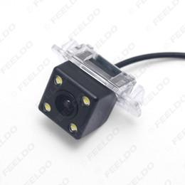Wholesale reverse camera for toyota - FEELDO CCD Rear View Car Camera with LED light for Toyota Camry 2006-2008 Car Reversing Camera SKU:#4201