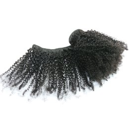 Wholesale Curly Hair For Sale - For Sale Cheap Mongolian Afro Kinky Curly Virgin Hair 4 Bundles Kinky Curly Afro Curl Mongolian Kinky Curly Hair Natural Human Hair