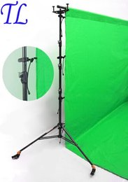 Wholesale Peg Holder - Wholesale- Tracking Number+ 4 Pcs Photography Studio Background stand holder Clips Backdrop Clamps Pegs Photo Equipment