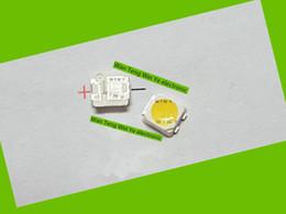 Wholesale Led For Lcd Backlight - Wholesale- SAMSUNG LED Backlight 3228 2828 SMD Lamp beads 1.5W 3V Cool white LCD Backlight for TV TV Application