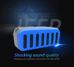 Wholesale Outdoor Jeep - 2017 new model Jeep stereo new outdoor three waterproof portable wireless bluetooth speaker box by dhl