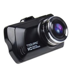 Wholesale Usb Cmos Sensor - vehicle blackbox car dvr full HD camera digital recorder 3.0 inch IPS panel 1080P With G-SENSOR USB TF card 500W CMOS sensor