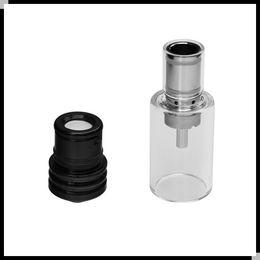 Wholesale Dry Herb Vaporize - Min.1set Bald-T Cermaic Wax Atomizer 4-in-1 Vaporizer Dry Herb Vaporize Dry Herb Support 10w Vape Mod