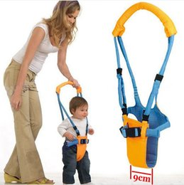 Wholesale Baby Harness Carrier - Baby Walker Kid keeper baby carrier Infant Toddler safety Harnesses Learning Walk Assistant andador para bebe free shipping