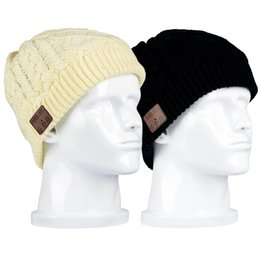 Wholesale Cap Class - 2016 New Music Hat Top Class quality knitting winter bluetooth beanie Cap Hands-free Wireless Headset Speaker Smart Hat For Galaxy S6 ipad