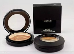 Wholesale Makeup Mineralize Skinfinish Face Powder - Free Shipping New Makeup Face New Mineralize Skinfinish Face Powder!10g(1PCS LOT)