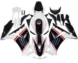 Wholesale Honda Fit Body Kits - New ABS Injection motor Full Fairing Kit 100% Fit For HONDA CBR1000RR 2012 2013 2014 2015 1000RR CBR 12 13 14 16 body set red black white
