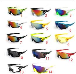 Wholesale Wholesale Bike Prices - 14 color Wholesale Price Men women Outdoor Cycling Wind Goggle Half Frame Fashion Sunglasses Summer Designer Sun Glasses Resin Lenses bike