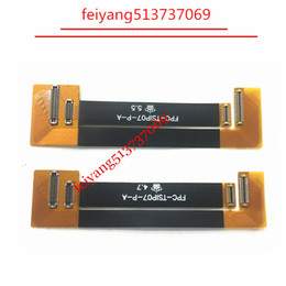 Wholesale Lcd Touch Screen Flex Cable - 10PCS 100% New LCD Digitizer Touch Screen Testing Cable Test Flex Cable For iPhone 7 7 plus