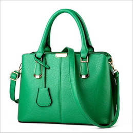 Wholesale Purses Brand Names - New style 30cm GG Brand Ladies Bag Leather Womens Handbag Luxury Brand Name Women Bag High Quality Real Leather Shoulder Bag leather purse