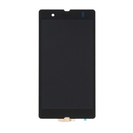 Wholesale L36h Lcd - (DHL) For SONY Z L36 L36H LCD Digitizer Front Assembly Replacement LCD Touch Screen Glass Panel Parts Tactil Ecran