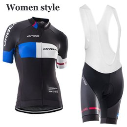 Kits de l'équipe de cyclisme professionnel à vendre-2017 Nouveau Orbea Summer bib short cycling kits pro team maillot ciclismo vélo vélo kits de vêtements mtb bike ropa ciclismo mujer