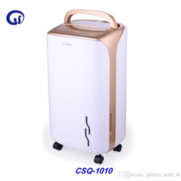 Wholesale External Air - 4L 220V Dehumidifier home silently Purify air dehumidification drying drying the basement Air Dryer Household Office dehydrating breather