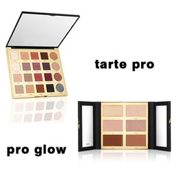 Wholesale Earth Eyeshadow Palette - TA Pro Eye shadow   pro and glow eye shadow Makeup Shimmer Matte Eyeshadow Earth Color Palette Cosmetic 2style
