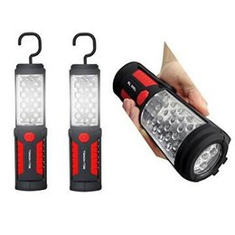 Wholesale Brite Led Lights - Torch Lite LED Light Brite Lite Function Torch Fishing Torch Emergency Light Outdoor Super Bright Torches CCA6109 64pcs