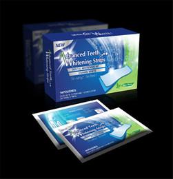 Wholesale Oral Kit - Advanced Teeth Whitening Strips 360 Degree Advanced Teeth Whitening Strips Dental Whitening Kit Enamel White Whitestrips Oral Hygiene Beauty