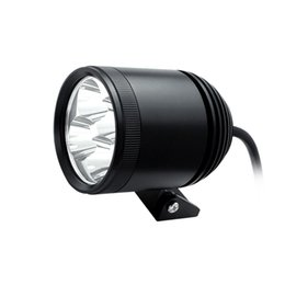 Wholesale Head Light Yamaha - New Portable Universal Motorcycle Car Bike U2 LED 3600LM DC10-30V Fog Spot Head Light Lamp