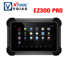 Wholesale Pro Tools Support - 100% Original Xtool EZ300 pro Auto Diagnostic Tool EZ300 pro Support 5 Systems OBD2 OBDII Scanner With High Quality