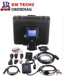 Wholesale Vetronix Candi - Top Quality GM Tech2 Scanner for SAAB Opel GM Isuzu Suzuki Holden(Candi interface+TIS software+32MB Card) Vetronix GM Tech 2