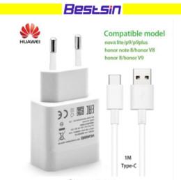 Bestsin 100% Orijinal Hakiki Huawei Hızlı Şarj + 1 M Tipi-C USB Veri Kablosu Seyahat Duvar Şarj Adaptörü ABD, AB Tak nereden hızlı şarj fişi tedarikçiler