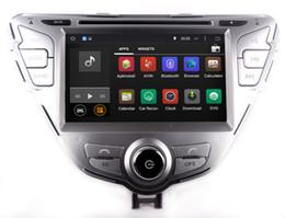 Wholesale Hyundai Car Gps - Android 7.1 Car DVD Player for Hyundai Elantra   MD 2011-2013 with GPS Navigation Radio Bluetooth USB SD AUX Video Stereo WiFi