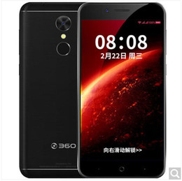 Wholesale Star Wifi Phone - 360N5 Mousse Black   Star Black   Streaming Gold Optional Full Netcom 4G mobile phone dual card dual standby