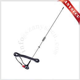 Wholesale Antenna Radio Baofeng - UT-106UV dual band VHF+UHF Magnetic Vehicle-mounted Antenna UT-106 SMA-Female for BAOFENG Nagoya two way radio UV-5R TG-UV2