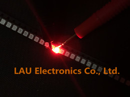 Wholesale Led Red Mcd - Wholesale- Wholesale Red 100pcs 1210 3528 POWER TOP SMD SMT PLCC-2 1500 MCD Ultra Bright LED New Hot