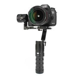 Wholesale Dslr Handheld - Latest Beholder EC1 32-bit 3-axis Handheld 360degrees Camera Gimbal for A7S Canon 6D 5D 7D Mirrorless & DSLR Cameras VS DS1