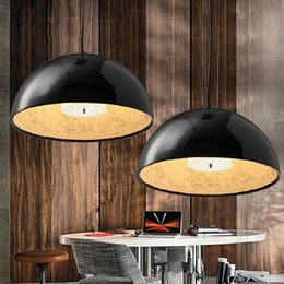 Wholesale modern black italy chandelier - Italy Chandeliers Ceiling Pendant Lamp Sky Garden Restaurant Bar Table Lamps European Style Fashion Simple Hanging Lamps 110V-240V
