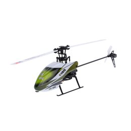 Wholesale Airplane Bnf - New Original Falcon K100-B 6CH 3D 6G System Brushless Motor BNF RC Quadrocopter Remote Control Helicopter
