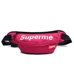 Wholesale Travel Cross Body Bags Women - Women Famous Brands Handbags Designer Handbag Luxury Men Women Chest Pockets Zipper Sports Leisure Travel Bags Crossbody Bags For Women