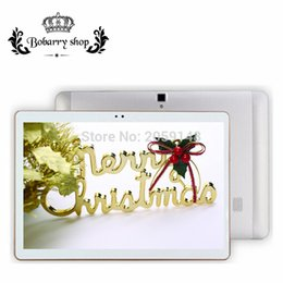Wholesale G Lte - Wholesale- 2016 Newest Bobarry S106 4G LTE Android 6.0 10 inch tablet pc octa core 4GB RAM 64GB ROM 5MP IPS Tablets computer 10.1 inch