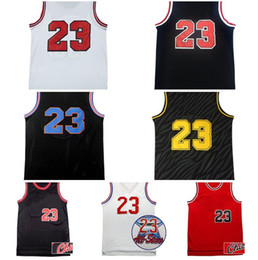 Wholesale 2017 hot sale retro Jordans jerseys Michael high quality Jeffrey men