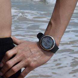 Wholesale Diving Digital - Wholesale- XONIX 100m Waterproof Fashion Digital Watch men , Outdoor Digital sport watch , Swimming Diving men's watch relogio masculino