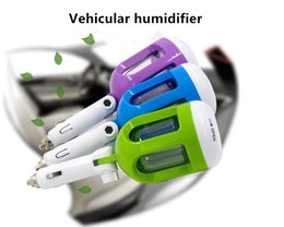 Wholesale 2017 The new two generation of car humidifier USB Mini aromatherapy air purifier spray atomizer